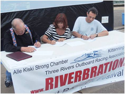 Contract Riverbration